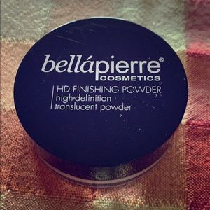 Bellapierre HD Finishing Powder